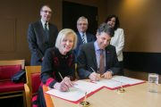 Carleton University signs MOU with Ashbury College to Enhance Student Experience and Collaboration
