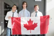 Carleton Student Team Named Blueprint 2020 National Student Paper Competition Grand Prize Winner