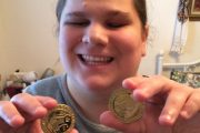 Carleton Music Student Scoops up Two Gold Medals