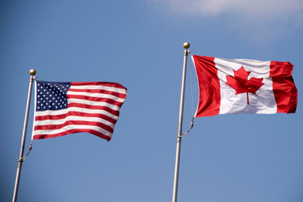 Read more about: Canada and the U.S.