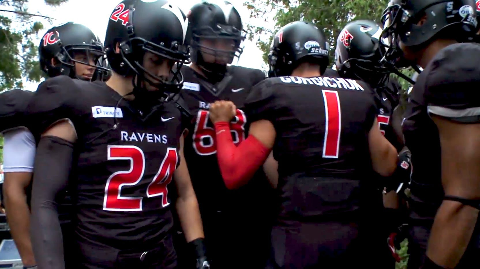 Watch Video: Carleton Ravens Football – A Look Back