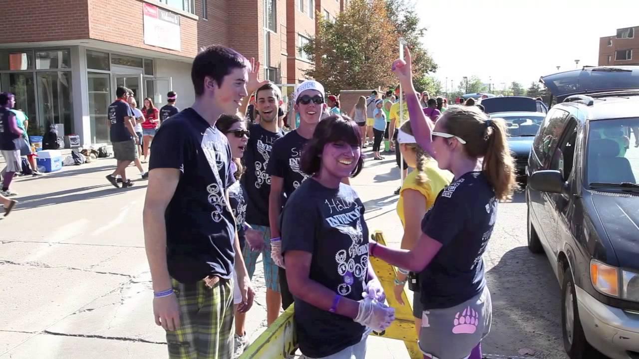 Watch Video: Carleton University Orientation 2013