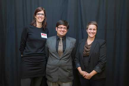 Read more about: Knitting Takes Balls Takes Top Spot at Carleton's 2015 Three-Minute Thesis Competition