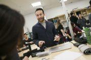 Fitbit Lead Designer Draws a Career Sketch for Carleton Students