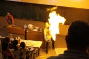 Carleton Hosts Fifth Annual Chemistry Magic Show