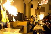 Carleton Hosts Third Annual Outdoor Chemistry Magic Show during Science Rendezvous
