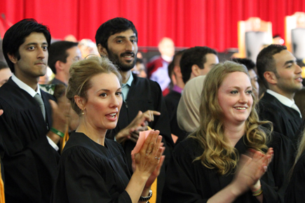 Read more about: Carleton to Bestow 10 Honorary Degrees During June Convocation