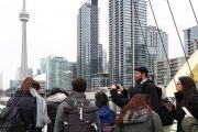 "Architecture Students Help Design New ""Central Park of Toronto"" with DIALOG"