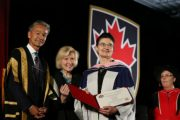 Elaine Keillor Receives Honorary Doctorate from Carleton University