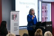 Frances Abele Participate in Institute for Research on Public Policy's Workshop on the Indian Act