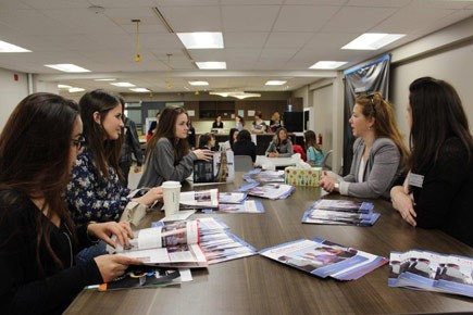 Read more about: Successful Women Entrepreneurs Inspire High School Girls to be Who They Want to be