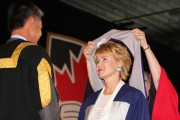 Giselle Portenier Receives Honorary Degree from Carleton University