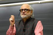 Humanities Expert Homi Bhabha Addresses Ismaili Studies Conference at Carleton