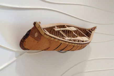 Read more about: Carleton University Library Celebrates Birchbark Canoe Installation