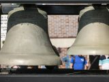 A photo of carillon bells