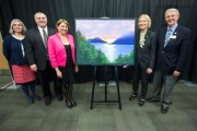 Carleton University Unveils Painting Dedicated to Joy Maclaren