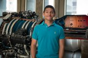 Carleton Aerospace Engineering Grad Student Wins Volunteer Award