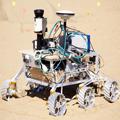 Alex Ellery discusses challenges facing a Martian rover.