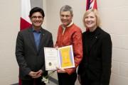 Katherine Graham Honoured with Women's Leadership Award