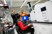 Carleton Opens Mass Spectrometry Centre