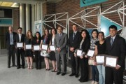 Morrison Hershfield Waste Management Awards Presented to Carleton Civil and Environmental Engineering Students