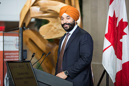 Read more about: Carleton Conference Explores Canada-India Innovation Connections