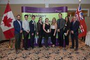 Carleton Student Volunteers Earn Service Awards