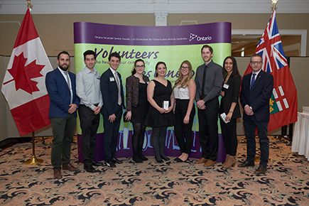 Read more about: Carleton Student Volunteers Earn Service Awards