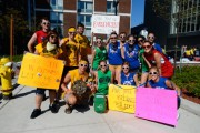 Carleton University's Fall Orientation Week Welcomes Students to University Life