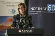 Carleton and CIGI Host Pamela Goldsmith-Jones at Arctic Policy Conference