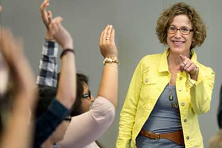 Read more about: Carleton's Peggy Hartwick to Receive the 2015 STLHE/Brightspace Innovation Award in Teaching and Learning