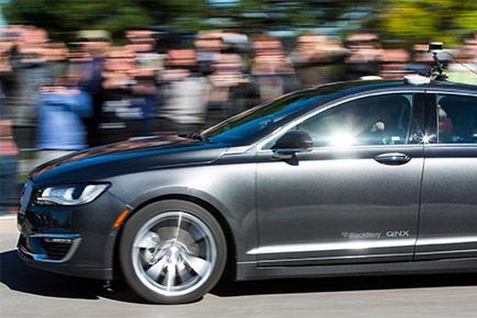 Read more about: Carleton Celebrates First Ride of Autonomous Car