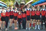 Carleton Ravens Women's Rowing Team Captures Silver in Boston