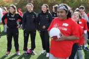 Carleton Hosts Unique Rugby Initiative for Children with Disabilities