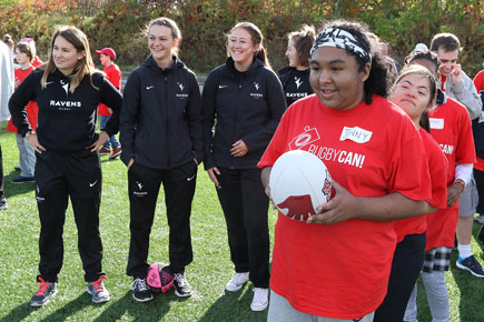 Read more about: Carleton Hosts Unique Rugby Initiative for Children with Disabilities