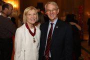 Carleton President Roseann O'Reilly Runte Receives Belgian Honour