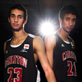 Alumni Phil and Thomas Scrubb Named to National Basketball Team.