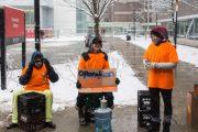 Sprott Students Raise $8,000 for Homeless Charity
