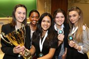 Carleton Hosts Technovation Challenge for Ottawa Girls
