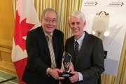 Carleton's Tony Bailetti Wins Ontario Leadership in Immigrant Employment Award