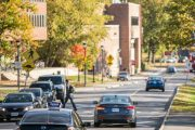 University Drive Reopens to One-Lane Traffic on Aug. 28