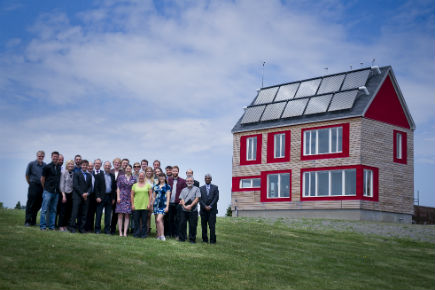 Read more about: Carleton Launches Urbandale Centre for Home Energy Research