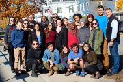 Reporting from the Ground: Journalism Students Cover U.S. Election