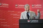 Carleton University Announces $10-Million Gift for New Business School Building