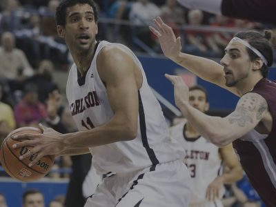 Photo thumbnail for the story: Carleton Men's Basketball Team Wins CIS Championship