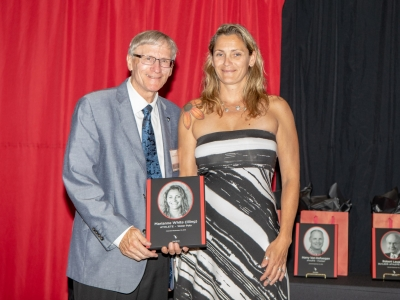 Photo for the news post: Carleton Inducts Five New Members Into the Ravens Hall of Fame