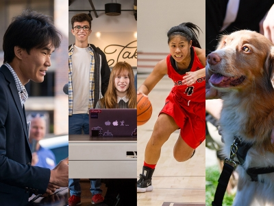 Photo for the news post: Top 10 Carleton Stories in 2018