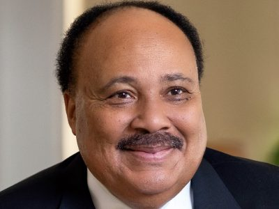 Photo for the news post: Global Human Rights Activist Martin Luther King III Speaks at Carleton SOAR Leadership Conference