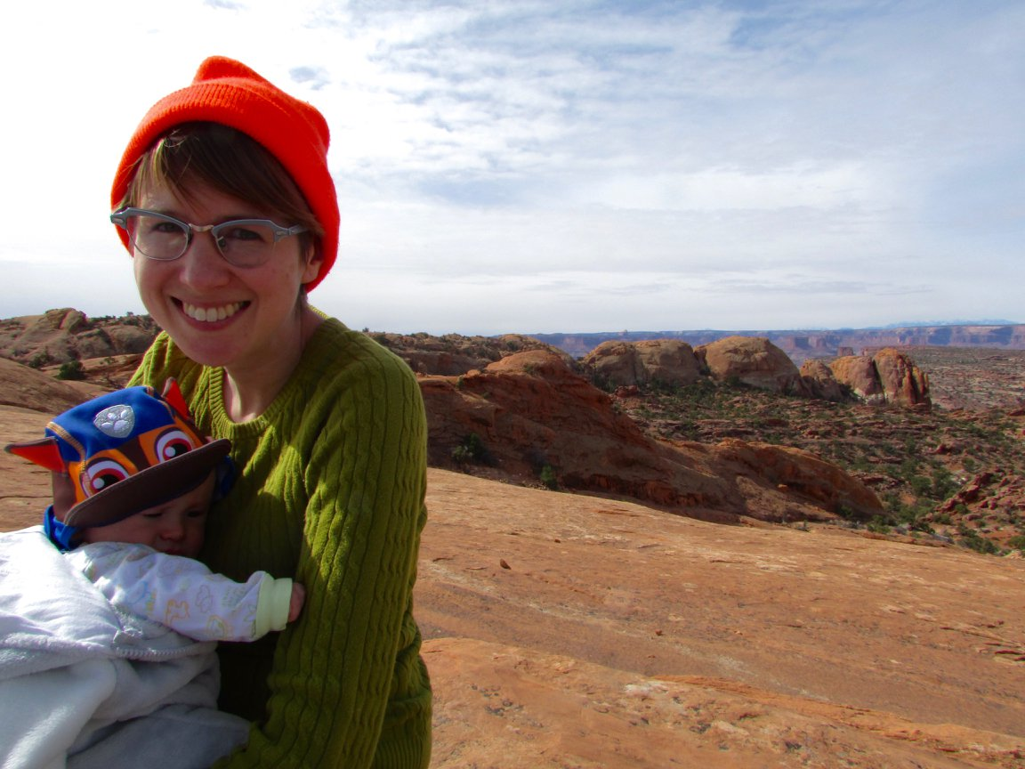 Prof. Rachel Buxton, who studies nature sounds