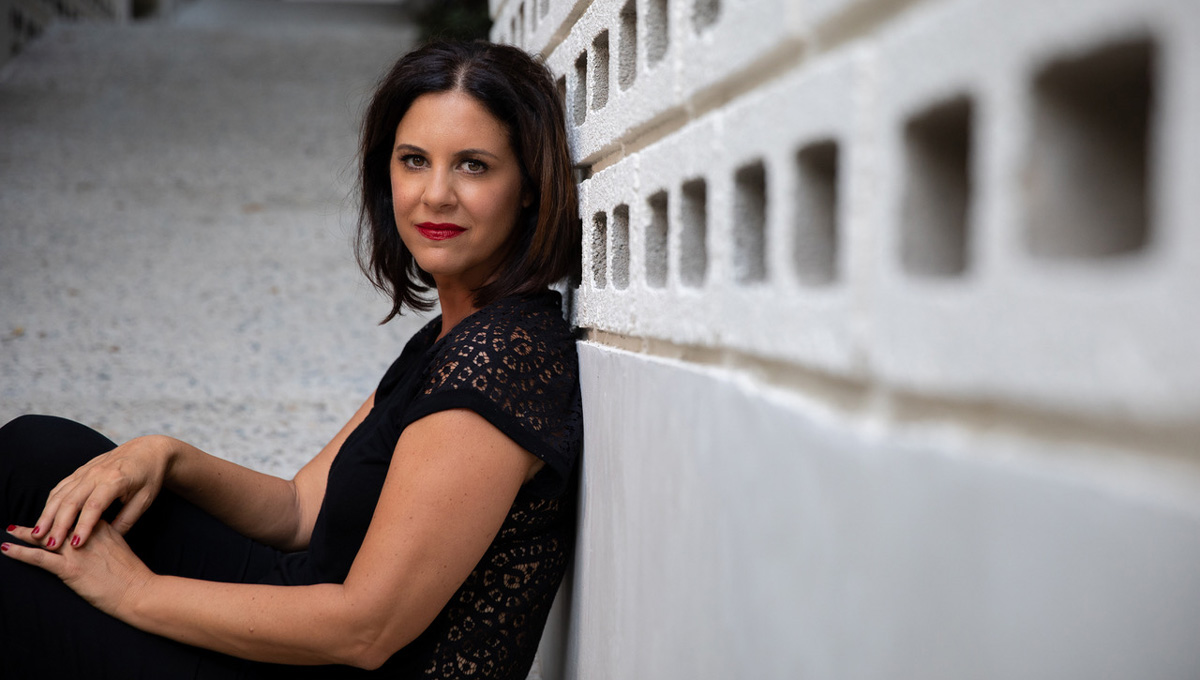An image of Prof. Melanie Adrian